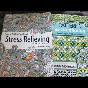 Other - Adult Colouring Books